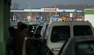 Handel na granicy kwitnie. Rosjanie kupują u nas na potęgę