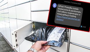 Nowe oszustwo na InPost. Zachęcają do pobrania złośliwego oprogramowania