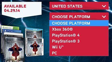 Czyżby The Amazing Spider-Man 2 miało nie ukazać się na Xboksie One?