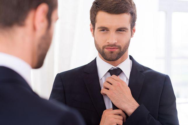 Warto mieć w szafie dobrze skrojony garnitur