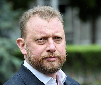 Koronawirus w Polsce. Koalicja Obywatelska zapowiada wniosek do CBA ws. Łukasza Szumowskiego