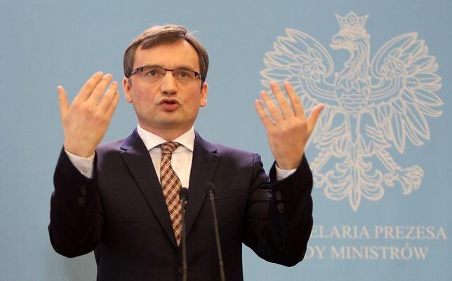 Zbigniew Ziobro skomentował protest narodowców