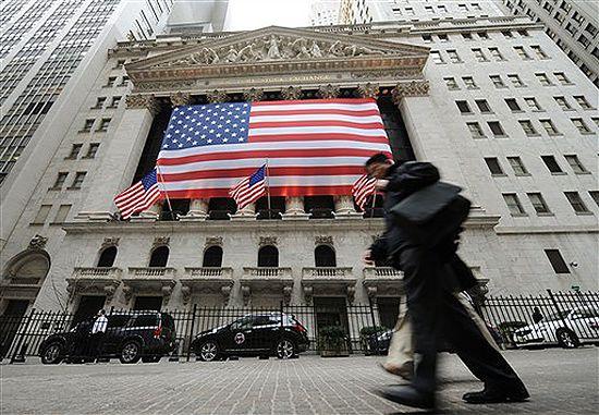 Amerykańskie giełdy w dół przez plotkę