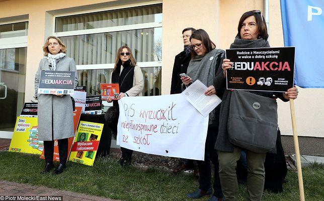 Strajk nauczycieli. Mobilizacja na całego. Dotarliśmy do listu krążącego wśród pracowników oświaty