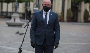 Prezydent Wrocławia Jacek Sutryk