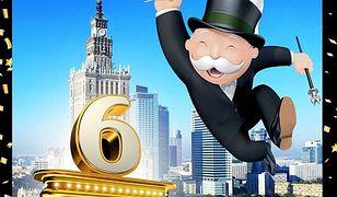 Warszawa częścią światowej edycji Monopoly