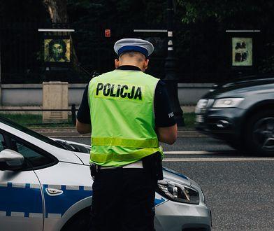 Policja zatrzymała nietrzeźwego kierowcy