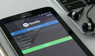 Spotify powoli wygryza fizyczne nośniki