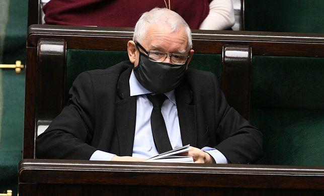 """Jarosław Kaczyński o Zjednoczonej Prawicy. """"Różnica jak między Górami Świętokrzyskimi a Tatrami"""""""