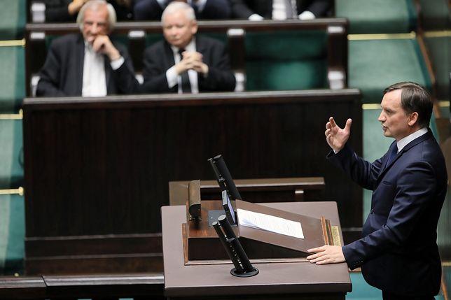 Zbigniew Ziobro nie utracił stanowiska ministra sprawiedliwości