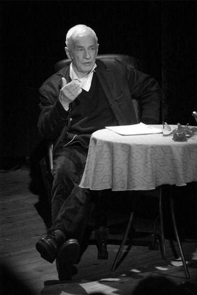 Akror, reżyser, legenda polskiej sceny