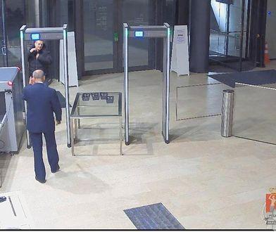 Policja szuka złodzieja. Czy ktoś go rozpoznaje?