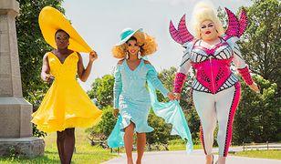 """Bob the Drag Queen, Shangela i Eureka, megagwiazdy programu """"Rupal's Drag Race"""" odmieniają życie osób queer małych amerykańskich miasteczek (HBO)"""