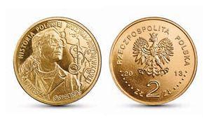 Osiecka trafiła na monety!