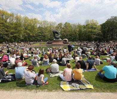 Koronawirus. Warszawa. W tym roku koncerty chopinowskie zostaną przeniesione do internetu