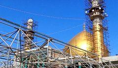 Samarra - odbudowa słynnego meczetu Al-Askari