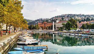 Rijeka jest największym portem handlowym Chorwacji