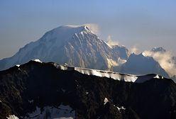 Mont Blanc: śmierć trojga alpinistów, w tym Polki