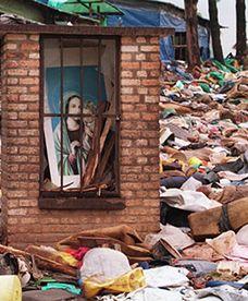 20. rocznica ludobójstwa w Rwandzie