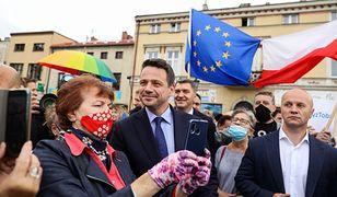 Rafał Trzaskowski zyskuje w sondażach. Czy ta tendencja się utrzyma?