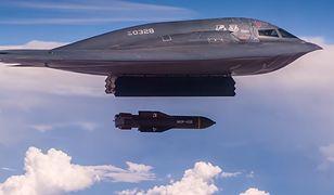 B-2 Spirit to najnowocześniejszy bombowiec w służbie USA