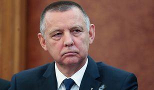Marian Banaś nie przejmuje się prokuratorskim śledztwem i nie zamierza podawać do dymisji