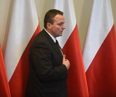 Oficjalnie służby twierdzą, że Piotr Pogonowski odszedł z ABW z powodów osobistych