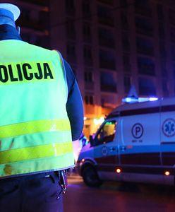 Rzeszów. 20-latek wypadł z 5. piętra bloku