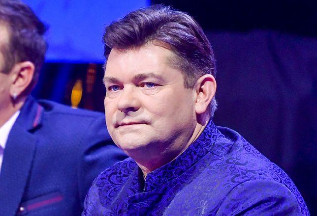 Zenek Martyniuk pożegnał teściową