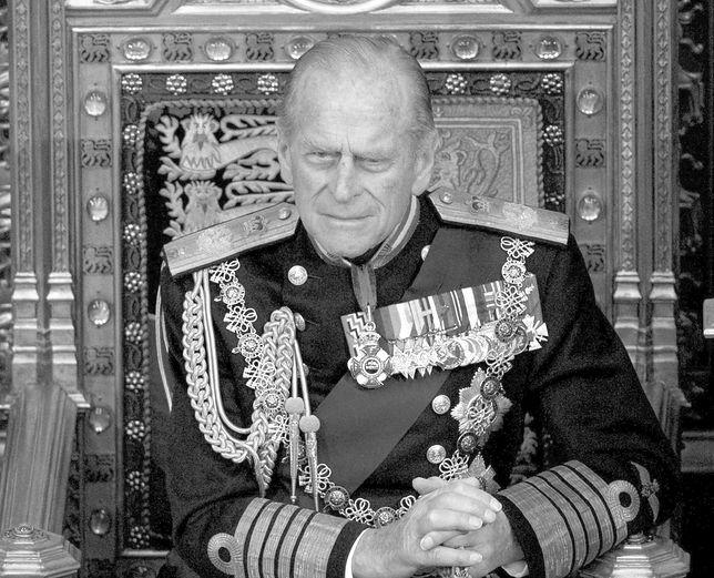 Książę Filip miał 99 lat