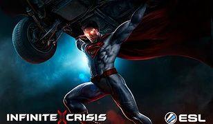Infinite Crisis gra komputerowa, postać supermana