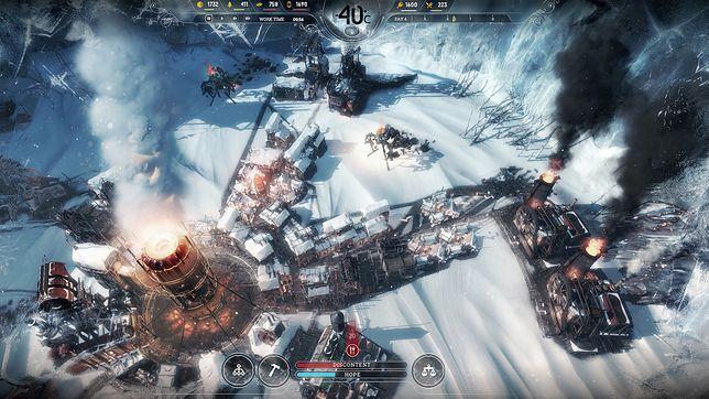 Frostpunk od 11 bit studios na Androida i iOS. Port gry zrealizuje inna firma