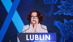 Wybraną do Parlamentu Europejskiego Elżbietę Kruk zastąpi Adam Kałaska
