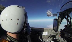 """Pilot rozbitego MiGa- 29 wcale nie był """"doświadczony""""."""