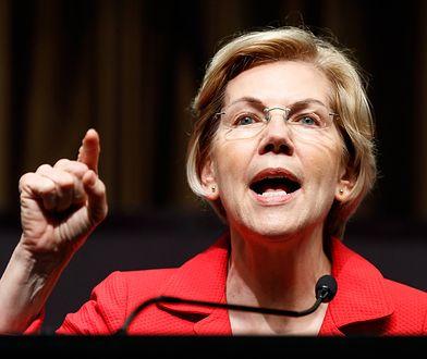 Elizabeth Warren domaga się impeachmentu dla Donalda Trumpa