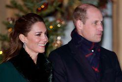 Świąteczna kartka Kate i Williama. Uwagę skradło jedno z dzieci