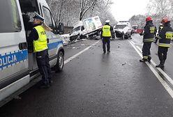 Tragedia w Łódzkiem. Dwie osoby nie żyją, kilka jest rannych