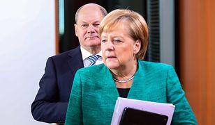 Angeli Merkel ufa 52 procent respondentów
