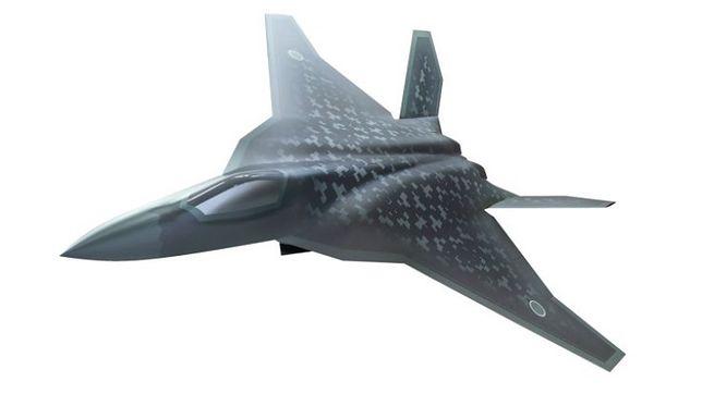 Budowa myśliwców F-X Next Generation Fighter pochłonie miliardy dolarów