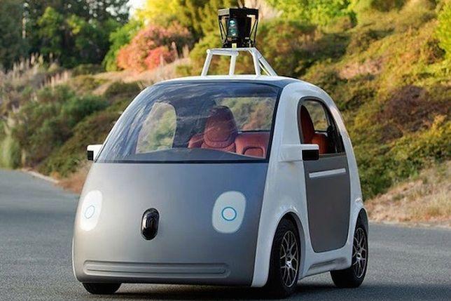 Samochód Google nielegalny?