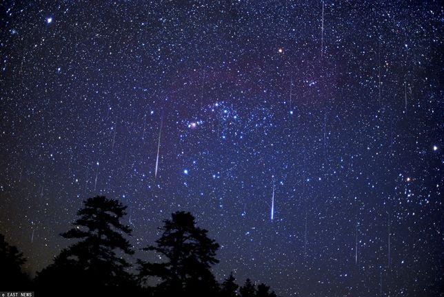 Niecodzienne odkrycie we wnętrzu meteorytu.