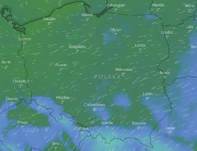 Pogoda w Polsce. Przymrozki przez najbliższe dni