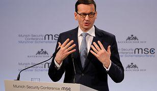 """Morawiecki mówił o """"żydowskich sprawcach"""""""