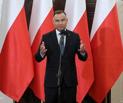 """""""Rossijskaja Gazieta"""": Andrzej Duda nie miał moralnego prawa uczestniczyć w forum w Izraelu"""