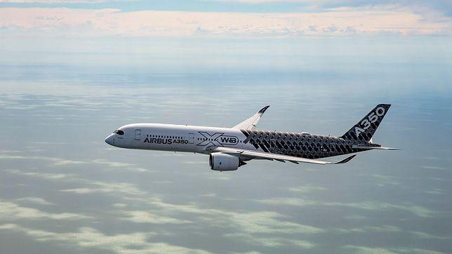 Airbus chce monitorować każdy ruch pasażerów. Testy systemu Skywise