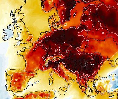 Pogoda. Uderzenie ciepła i 22 st. C. Padły rekordy