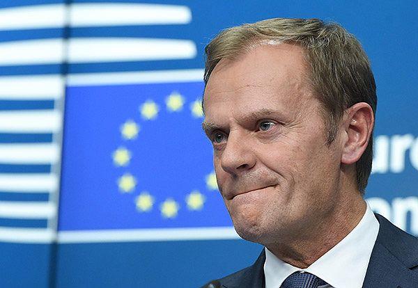 Donald Tusk o pierwszym unijnym szczycie