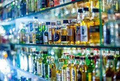 Łomianki: Nietypowy sposób na kradzież drogiego alkoholu