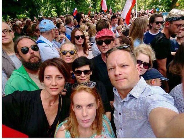 Maciej Stuhr angażuje się w politykę