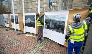 Bielsko-Biała. Remontują ratusz, przy okazji uczą jego historii